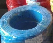 Dây điện Cu/PVC màu xanh IV. 2mm2 TAYA