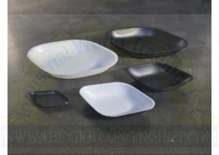 Đĩa cân nhựa trắng 30ml 9520 Aptaca