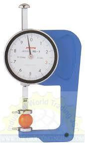 Đồng hồ đo độ dày 20mm  EG-1 PEACOCK