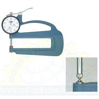 Đồng hồ đo độ dày điện tử có dải đo 0- 20 mm  SM-124LW Teclock