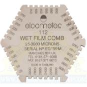 Lược đo sơn ươt bằng thép không gỉ ( B112---1B)  ELCOMETER 112 ELCOMETER