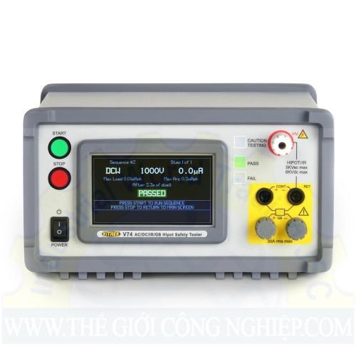 Máy đo độ bền điện môi V70 Vitrek