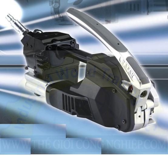Máy đóng đai nhựa  ZP28-9A Zapak