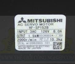 Motor servo HF-SP152B Mitsubishi