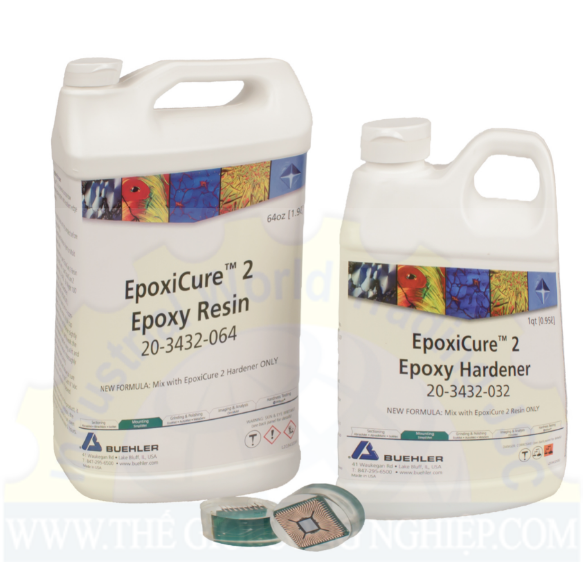 Nhựa đúc mẫu nguội epoxy 20-3430-064 Buehler