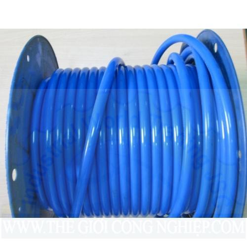 Ống hơi khí nén phi 8mm TU0805BU-100 SMC