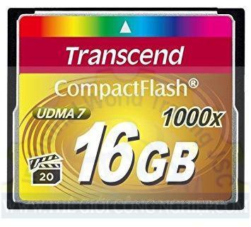 Thẻ nhớ TS16GCF1000 Transcend
