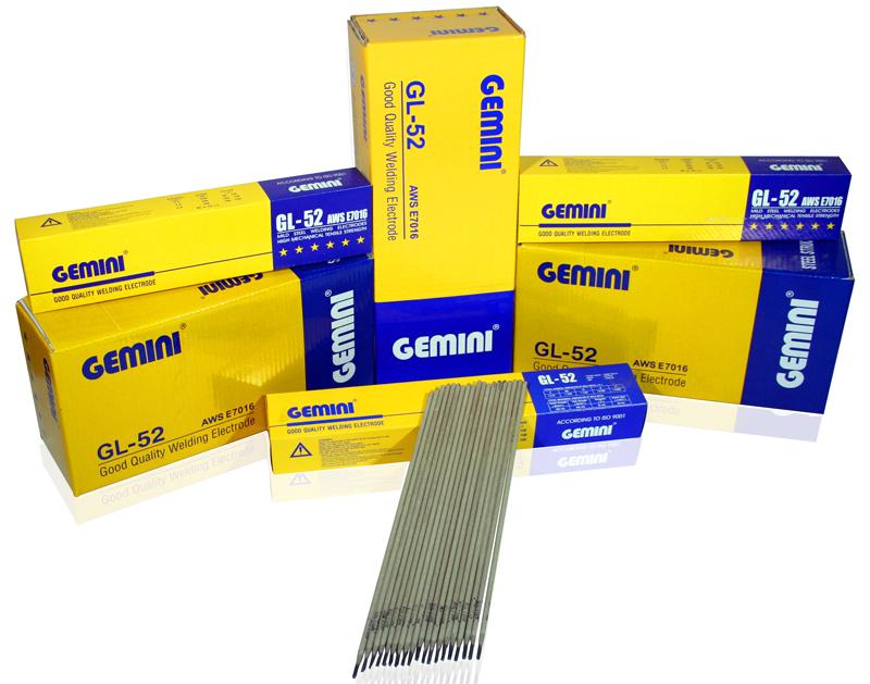 Que hàn thép carbon thấp 3.2mm GL-52-3.2 KIMTIN