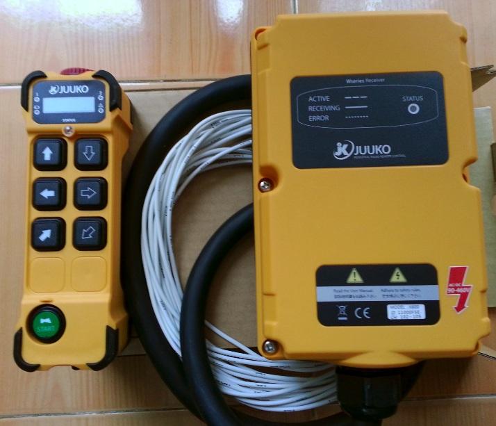 Bộ điều khiển từ xa 1 cấp K600 JUUKO