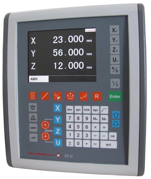 Bộ hiển thị thước quang ES-12 Easson