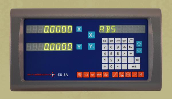 Bộ hiển thị thước quang ES-8A Easson