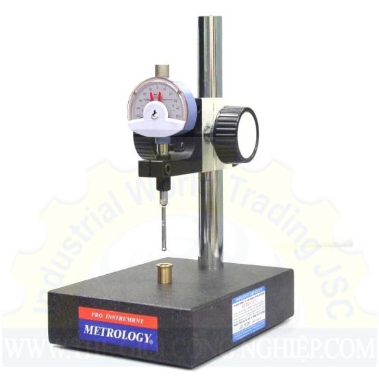 Chân đế đồng hồ so 200x150x40mm  GN-MS2015F Metrology