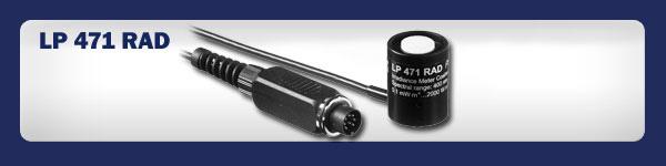 Đầu đo bức xạ  LP471RAD DeltaOHM