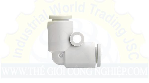Đầu nối khí chữ L KQ2L06-00A SMC