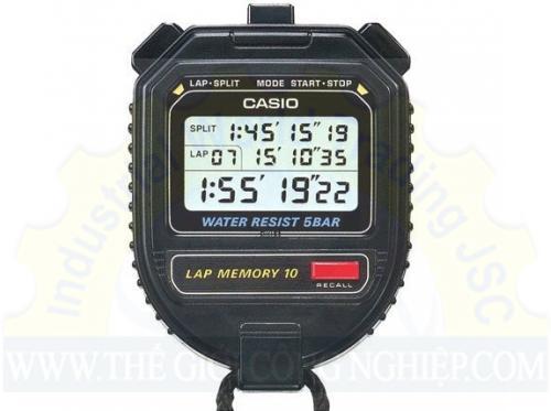 Đồng hồ bấm giờ HS 3W Casio