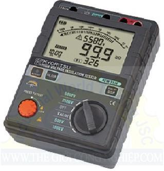 Đồng hồ đo điện trở cách điện K3126 KYORITSU
