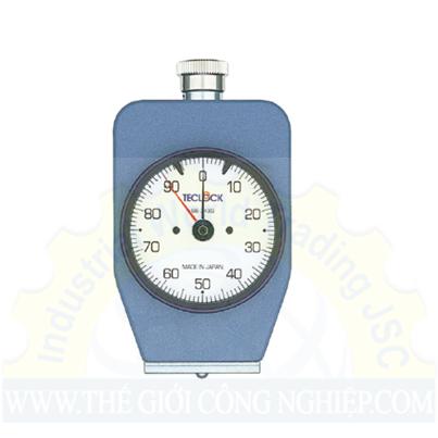 Đồng hồ đo độ cứng cao su GS-720G Teclock