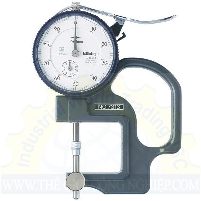 Đồng hồ đo độ dày 7313 MITUTOYO