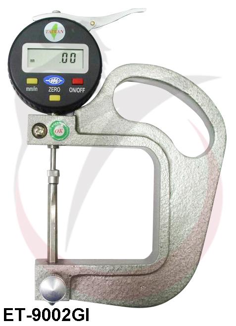 """Đồng hồ đo độ dày điện tử 0-10mm/0.4"""" ET-9002GI Metrology"""