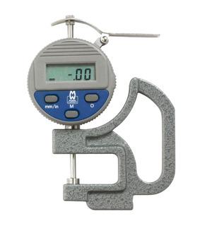 Đồng hồ đo độ dày điện tử, MW455-25D, Dial thickness gauge,MW455-25D  MW455-25D MooreAndWright
