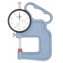 Đồng hồ đo độ dày cơ khí có dải đo 0 ~ 20 mm  SFM-627 Teclock