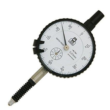 Đồng hồ so cơ chống nước 0-10mm  MW400-06B MooreAndWright