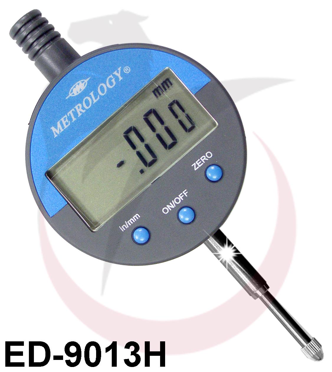 Đồng hồ so điện tử 0-12.7mm ED-9013H Metrology