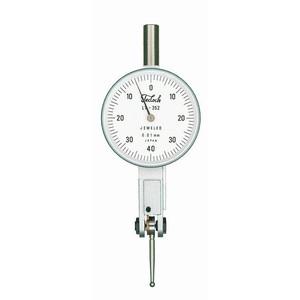 Đồng hồ so có dải đo 0 - 0.8 mm  LT-352 Teclock