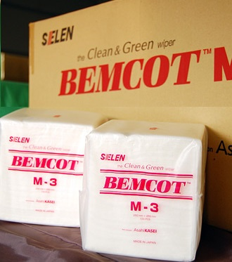 Giấy lau phòng sạch Bemcot M-3 bemcot