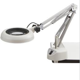 Kính lúp kẹp bàn dùng đèn Led, có độ phóng đại 2 lần SKKL-CF 2X OTSUKA