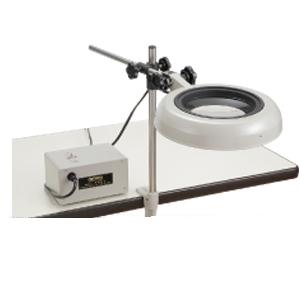 Kính lúp kẹp bàn dùng đèn Led SKKL-ST 15X OTSUKA