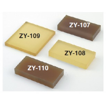 Mẫu chuẩn độ cứng cao su Loại E độ cứng 80 ZY-110 Teclock