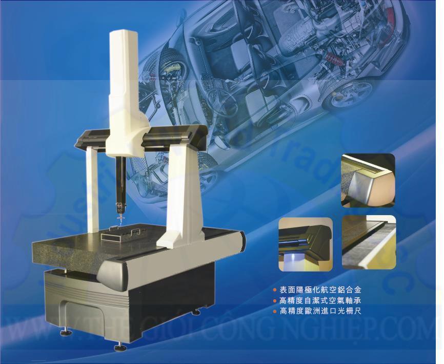 Máy Đo 3 Chiều CNC  CMM-T454/564/686/8106/8126  CNC Metrology