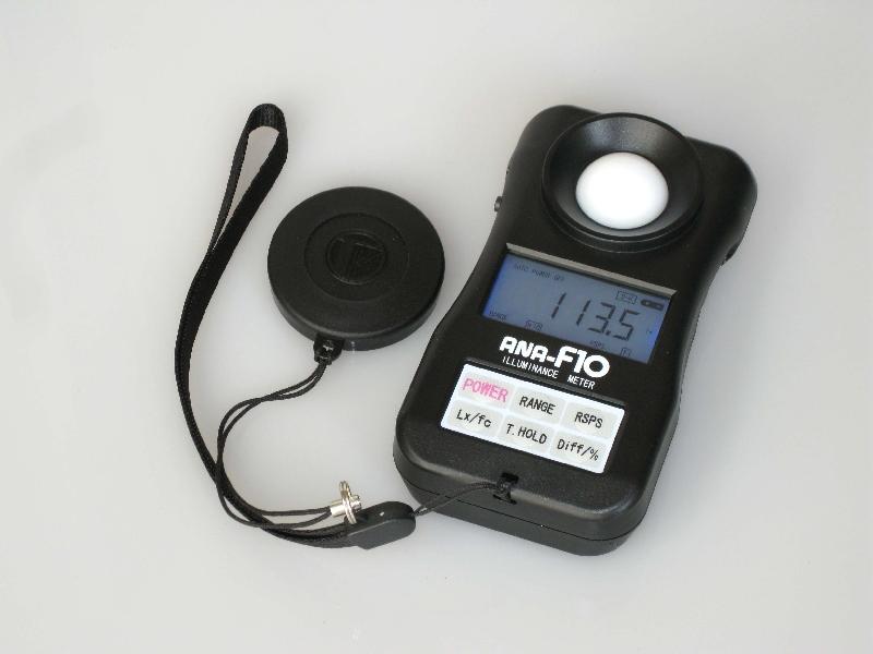 Máy đo cường độ ánh sáng ANA-F10 TOKYO-PHOTOELECTRIC