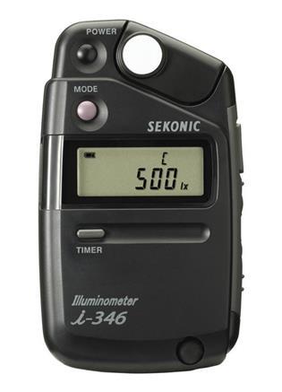 Máy đo cường độ ánh sáng i-346 Sekonic