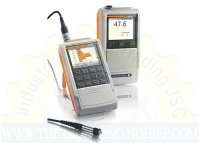 Máy đo độ dày lớp phủ (xi, mạ, sơn) cầm tay ISOSCOPE FMP30 Fischer