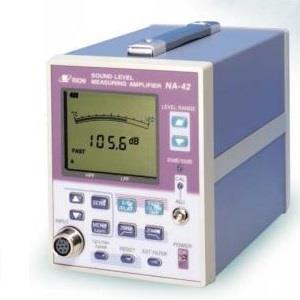 Máy đo độ ồn, Measuring Amplifier, NA-42, RION  NA-42 Rion