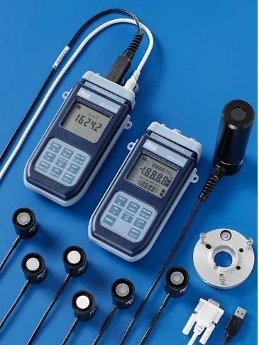 Máy đo độ sáng, độ rọi và bức xạ HD2102.2K DeltaOHM