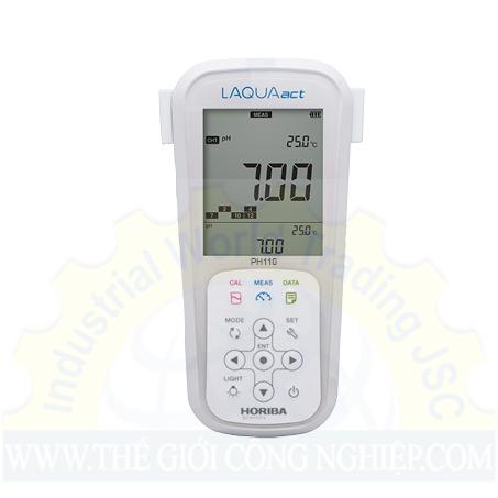 Máy đo pH cầm tay PH 110 HORIBA