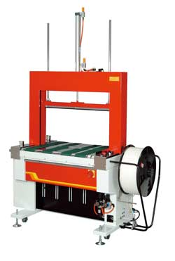 Máy đóng đai nhựa tự động TP-601BP Transpak