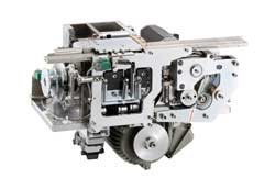 Máy đóng đai nhựa tự động TP-703-SH Transpak