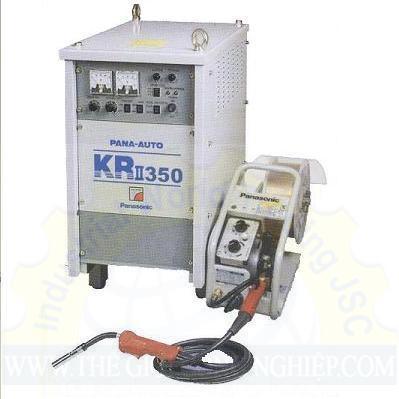 Máy hàn bán tự động C02/MAG  KR II-350 Panasonic