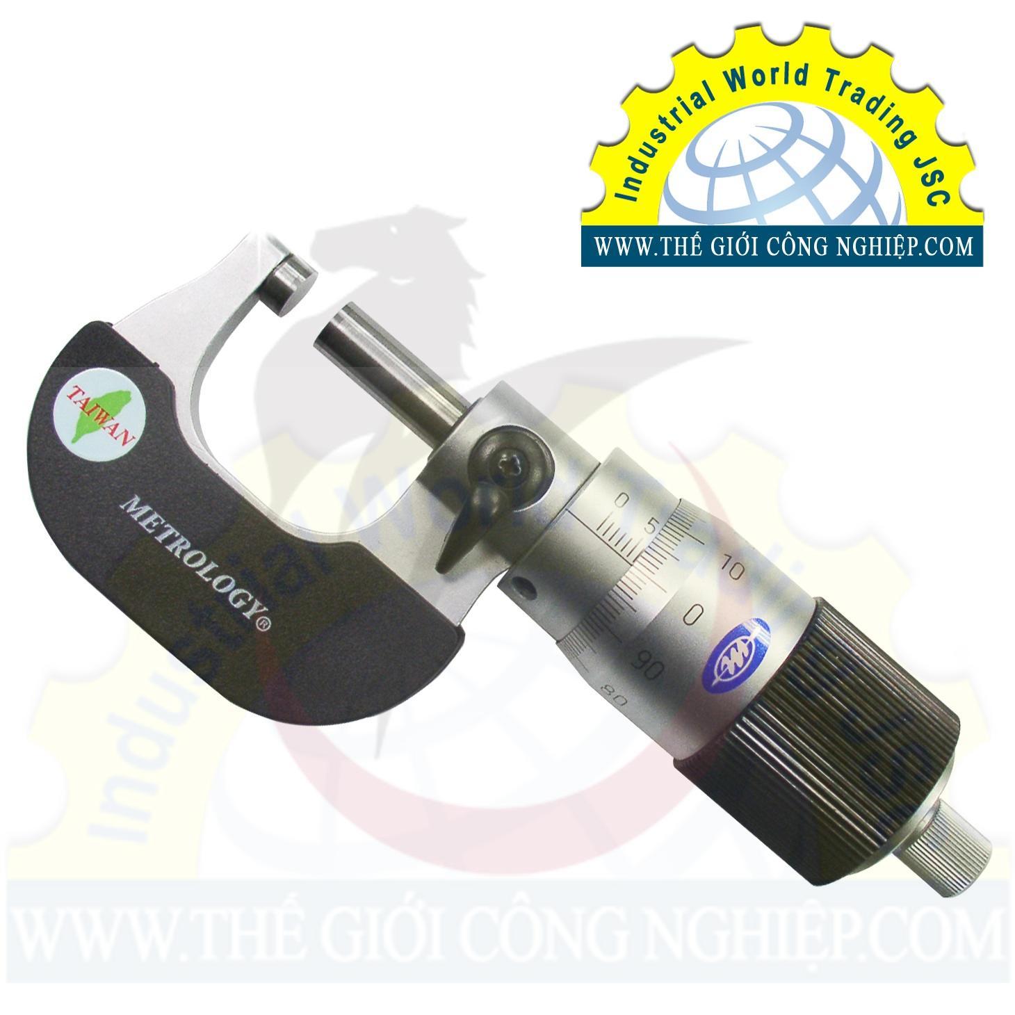 Panme do ngoài cơ 50-75mm  OM-9028 Metrology