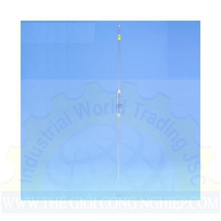Ống hút bầu class AS 10ml 632433108019 Eulab