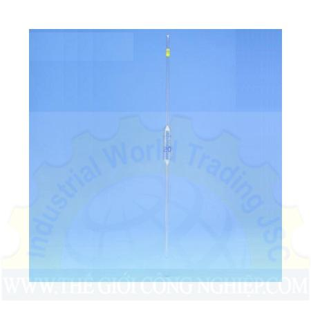 Ống hút bầu class AS 5ml 632433108018 Eulab