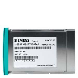 Thẻ nhớ S7-400 6ES7952-1AL00-0AA0 Siemens
