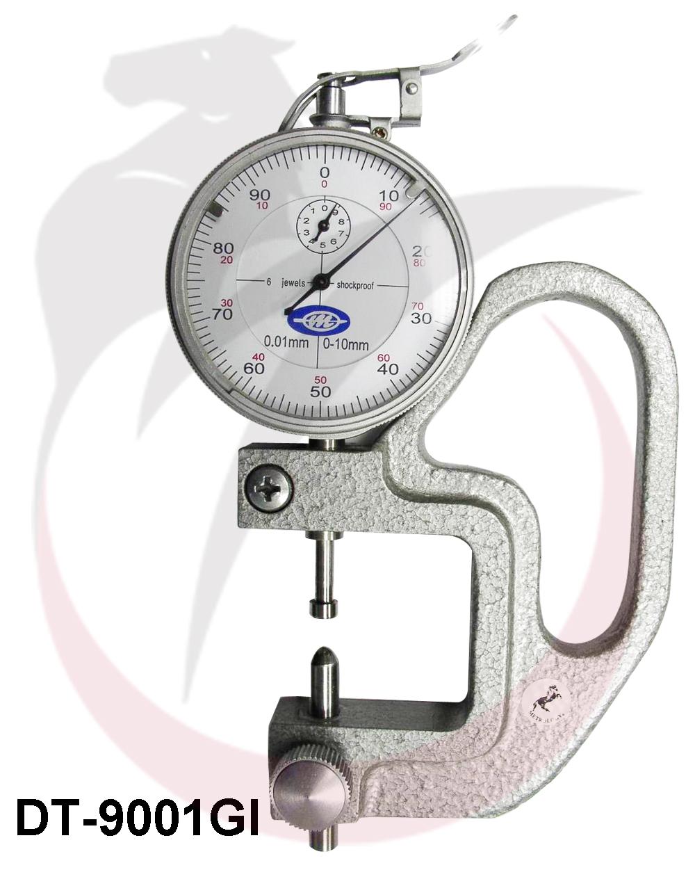 Thiết bị đo độ dày điện tử 0-10mm DT-9001GI Metrology