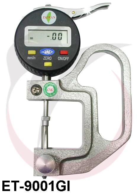 """Thiết bị đo độ dày điện tử 0-10mm/0.4"""" ET-9001GI Metrology"""