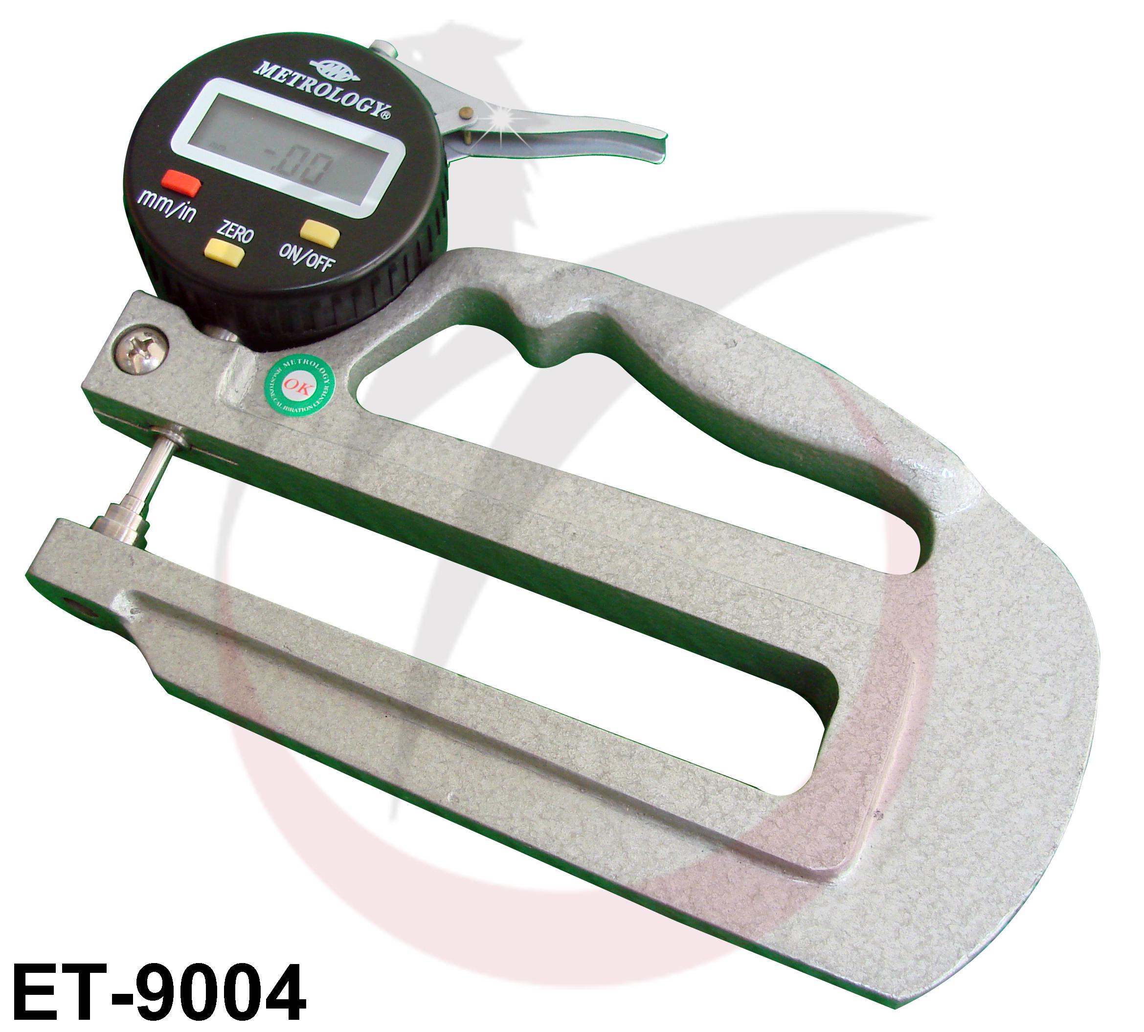 """Thiết bị đo độ dày điện tử 0-10mm/0.4"""" ET-9004 Metrology"""