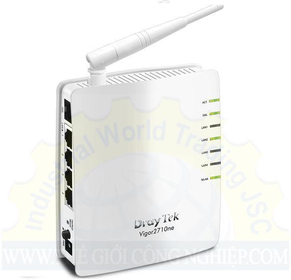 Thiết bị Router Vigor2710ne DrayTek